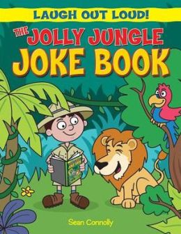 The Jolly Jungle Joke Book