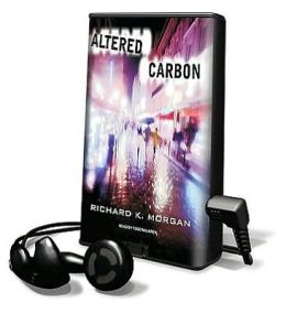 Altered Carbon [With Earbuds]