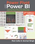 Book Cover Image. Title: DAX Formulas for PowerPivot:  The Excel Pro's Guide to Mastering DAX, Author: Rob Collie