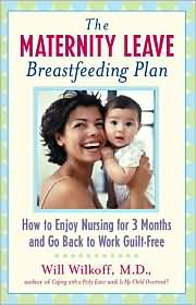 The Maternity Leave Breastfeeding Plan