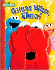 Sesame Street Guess Who? Elmo
