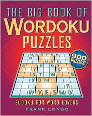 The Big Book of Wordoku Puzzles: Sudoku for Word Lovers