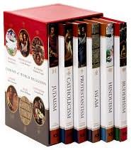 Library of World Religions: Hinduism, Protestantism, Buddhism, Judaism, Islam, Catholicism