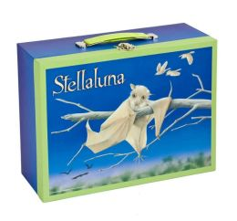 Stella Luna Two Sided Puzzle in Suitcase