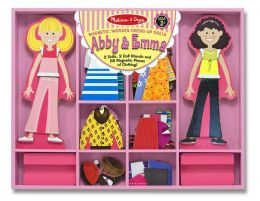 Abby & Emma Mag Dress Up