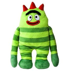 Yo Gabba Gabba Brobee Plush Backpack
