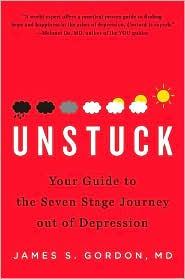 Unstuck: Your Guide to the Seven-Stage Journey Out of Depression