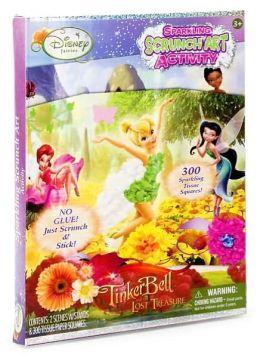 Disney Fairies Sparkling Scrunch Art Activity Kit