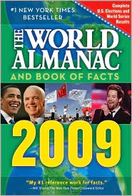 World Almanac and Book of Facts 2009