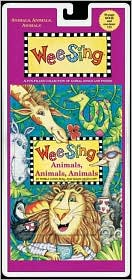 Wee Sing Animals, Animals, Animals [With One-Hour CD]
