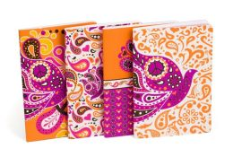 Jonathan Adler Love Dove Miniature Journals-Set of 4 (4