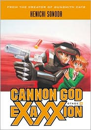 Cannon God Exaxxion Stage 5