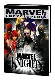 Marvel Encyclopedia, Volume 5: Marvel Knights