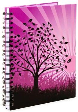 Purple Tree Journal - Large