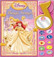 Disney Princess Magic Songs (Play-a-Song Series)