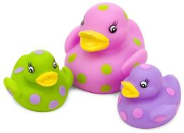 Girls Light Up Ducks Set of 3