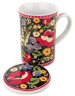 Vera Bradley Poppy Fields Mug