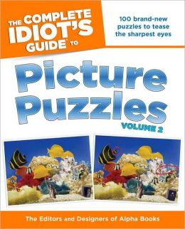 The Complete Idiot's Guide to Picture Puzzles, Vol. 2