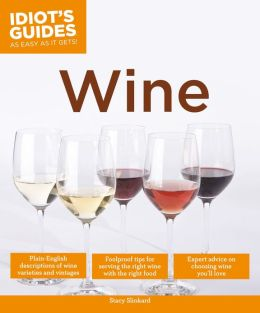 Idiot's Guides: Wine