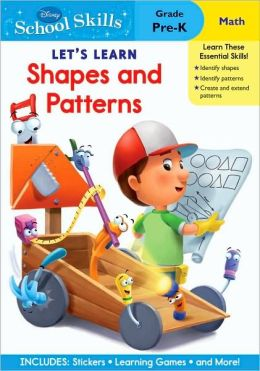 Handy Manny Let's Learn Shapes & Patterns