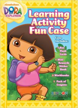 Dora Learning Activity Fun Case