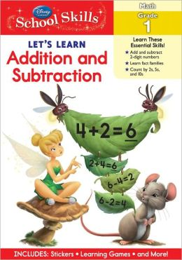 Let's Learn Addition and Subtraction Grade 1