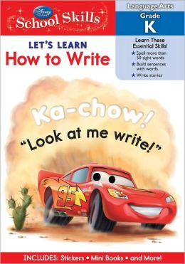 Let's Learn How to Write Kindergarten