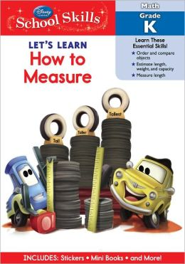Let's Learn How to Measure - Kindergarten