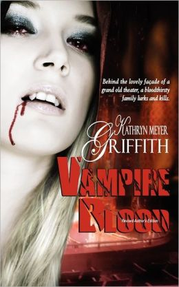 Vampire Blood Author's New Revised Edition