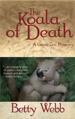 The Koala of Death: A Gunn Zoo Mystery #2