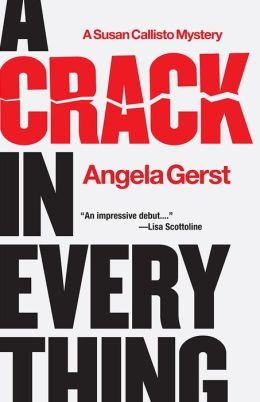 A Crack in Everything: A Susan Callisto Mystery