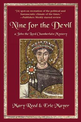 Nine for the Devil: A John, the Lord Chamberlain Mystery