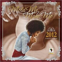 2012 Mold Me Make Me Wall Calendar
