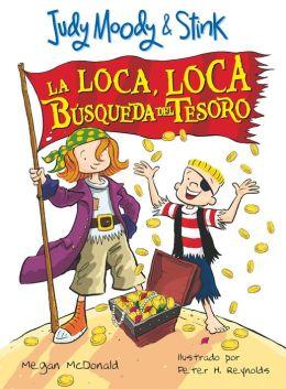 Judy Moody and Stink: La loca, loca busqueda del tesoro (JM & Stink: The Mad, Mad, Mad, Mad Treasure Hunt)
