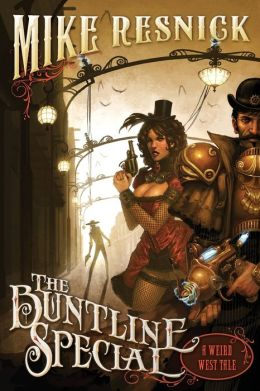 The Buntline Special (Weird West Tale #1)