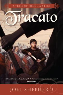 Tracato (Trial of Blood and Steel Series#3)