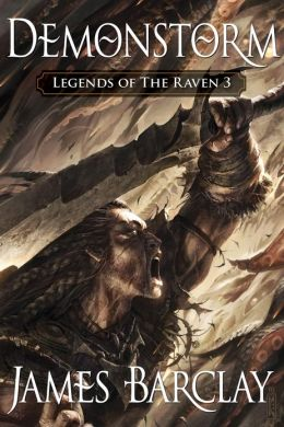 Demonstorm (Legends of the Raven Series #3)