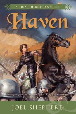 Haven (Trial of Blood and Steel Series#4)