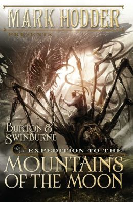 Expedition to the Mountains of the Moon (Burton and Swinburne Series #3)
