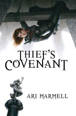 Thief's Covenant (Widdershins Series #1)