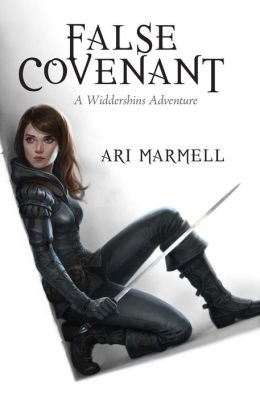 False Covenant (Widdershins Adventure Series #2)