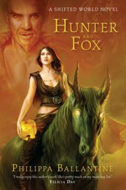 Hunter and Fox (Shifted World Series #1)