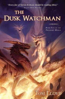 Dusk Watchman (Twilight Reign Series #5)