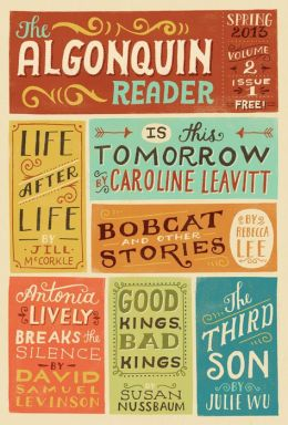 The Algonquin Reader: Spring 2013