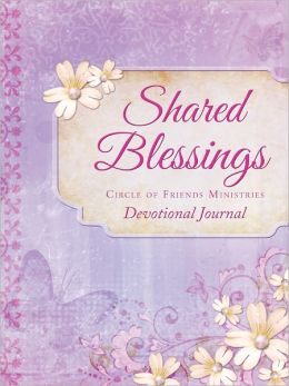 Devotional Journal: Shared Blessings: Inspiration for a Woman's Heart