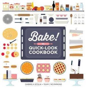 Bake! The Quick-Look Cookbook