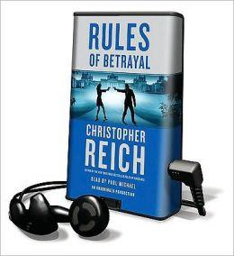 Rules of Betrayal (Jonathan Ransom Series #3)