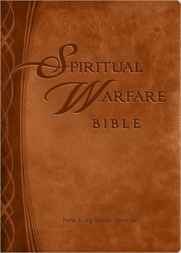 Spiritual Warfare Bible: New Kings James Version (Brown)