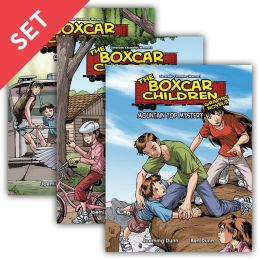 The Boxcar Children Graphic Novels, Set 3