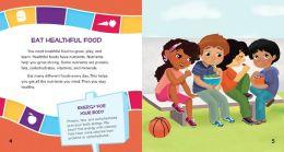 Eat a Rainbow: Healthy Foods
